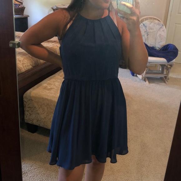 Francesca's Collections Dresses & Skirts - Blue dress!